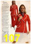 1972 Montgomery Ward Spring Summer Catalog, Page 107