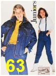 1987 Sears Fall Winter Catalog, Page 63
