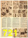 1949 Sears Spring Summer Catalog, Page 721