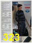 1991 Sears Fall Winter Catalog, Page 323