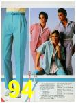 1986 Sears Spring Summer Catalog, Page 94