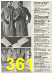 1981 Montgomery Ward Spring Summer Catalog, Page 361