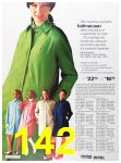1973 Sears Spring Summer Catalog, Page 142