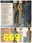 1978 Sears Fall Winter Catalog, Page 669