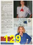 1991 Sears Spring Summer Catalog, Page 129