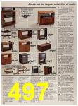 1987 Sears Spring Summer Catalog, Page 497
