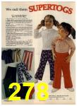 1972 Sears Fall Winter Catalog, Page 278