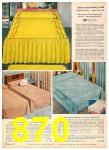 1958 Sears Fall Winter Catalog, Page 870