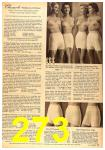 1958 Sears Spring Summer Catalog, Page 273