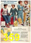 1974 Sears Fall Winter Catalog, Page 359
