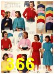 1956 Sears Fall Winter Catalog, Page 366