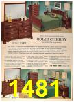 1963 Sears Fall Winter Catalog, Page 1481