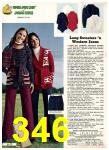 1975 Sears Fall Winter Catalog, Page 346