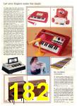 1985 Montgomery Ward Christmas Book, Page 182