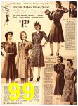 1940 Sears Fall Winter Catalog, Page 99