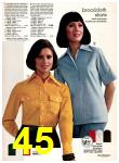 1974 Sears Fall Winter Catalog, Page 45