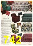 1958 Sears Spring Summer Catalog, Page 742