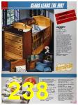 1986 Sears Spring Summer Catalog, Page 238