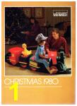 1980 Montgomery Ward Christmas Book, Page 1