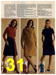 1972 Sears Fall Winter Catalog, Page 31