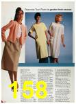 1986 Sears Spring Summer Catalog, Page 158