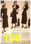 1949 Sears Spring Summer Catalog, Page 138