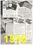1971 Sears Fall Winter Catalog, Page 1536