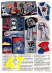 1985 Montgomery Ward Christmas Book, Page 47