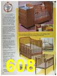 1988 Sears Spring Summer Catalog, Page 608