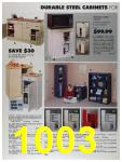 1991 Sears Fall Winter Catalog, Page 1003
