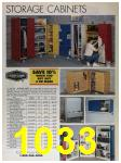 1991 Sears Spring Summer Catalog, Page 1033