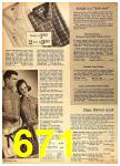1962 Sears Fall Winter Catalog, Page 671