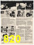 1981 Sears Spring Summer Catalog, Page 820