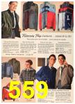 1960 Sears Fall Winter Catalog, Page 559