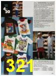 1991 Sears Spring Summer Catalog, Page 321