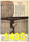 1962 Sears Fall Winter Catalog, Page 1485