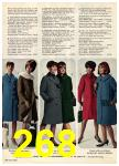 1965 Sears Fall Winter Catalog, Page 268