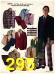 1973 Sears Fall Winter Catalog, Page 295