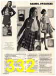 1973 Sears Fall Winter Catalog, Page 332