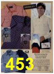 1984 Sears Spring Summer Catalog, Page 453