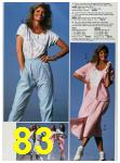 1988 Sears Spring Summer Catalog, Page 83