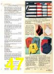 1969 Sears Spring Summer Catalog, Page 47