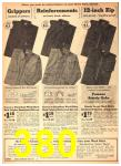 1942 Sears Spring Summer Catalog, Page 380