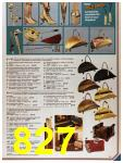 1986 Sears Fall Winter Catalog, Page 827