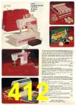 1980 Montgomery Ward Christmas Book, Page 412
