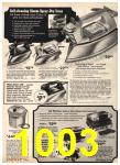1975 Sears Fall Winter Catalog, Page 1003