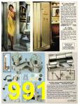 1981 Sears Spring Summer Catalog, Page 991