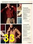 1978 Sears Fall Winter Catalog, Page 33