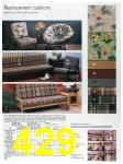 1989 Sears Home Annual Catalog, Page 429