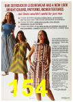 1972 Sears Spring Summer Catalog, Page 154